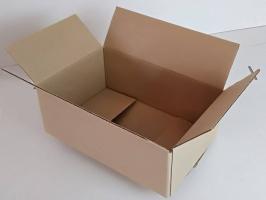 Картонная коробка  340*215*130 мм ._1
