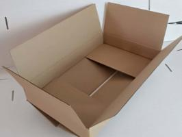 Коробка картон плоская 500*310*60 мм ._1