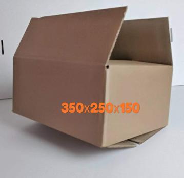 Коробка крепкая 350*250*150 мм .