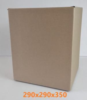четырехклапанная картонная коробка