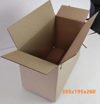 ящик из гофрокартона 395*195*260