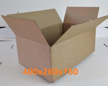 Размер коробки 400*260*160 мм